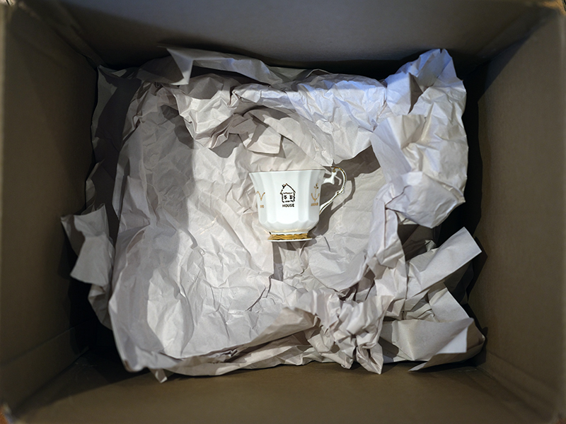 Attic with pitchfork and Jesus, Penna. 2005