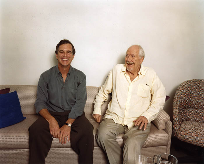 Garry Trudeau and Robert Altman, TV Guide