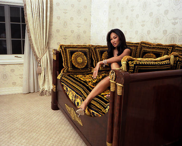 Kimora Lee Simmons, Nylon