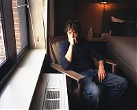 Jason Pierce of Spiritualized, Flaunt