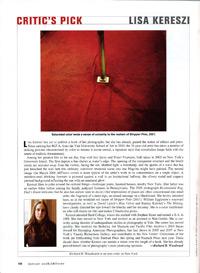 Artnews Critic's Pick (January 2008)