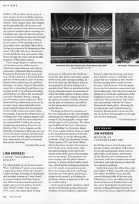 Artforum Review 2005