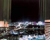 Las Vegas at Night II, 2002