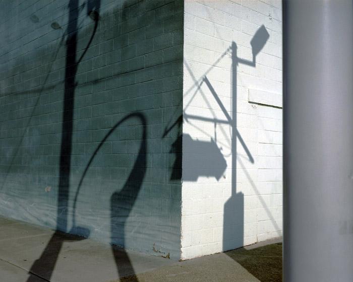 Corner with shadows, Wildwood, NJ 2010