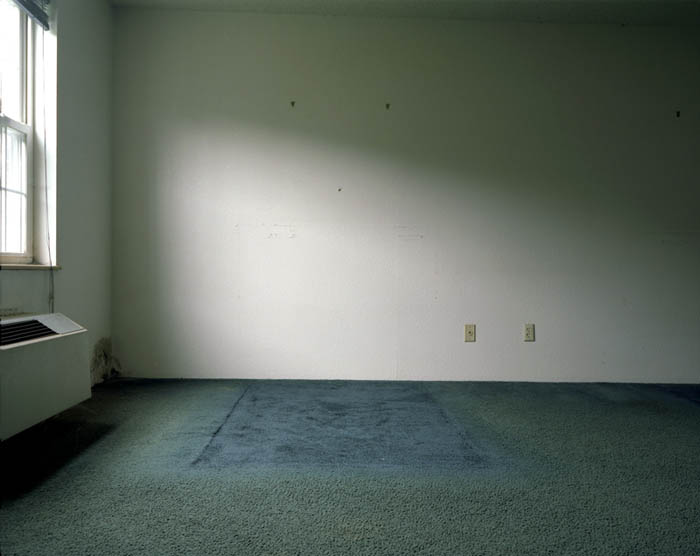 Window light in Motel 6, Governors Island, NY 2003