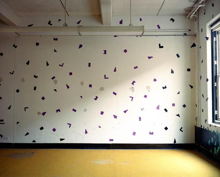 Aerobics studio, Liggett Hall, Governors Island, NY 2003