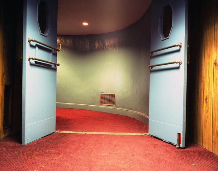 Theatre Hall with Doors
